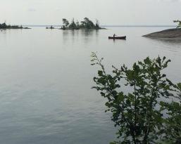 Paul the Canoe Master