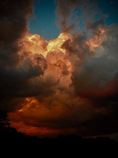 Mega Stormclouds